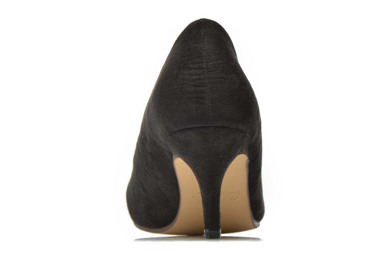 Høje hæle Refresh Coquelina-62054 Sort Se fra højre