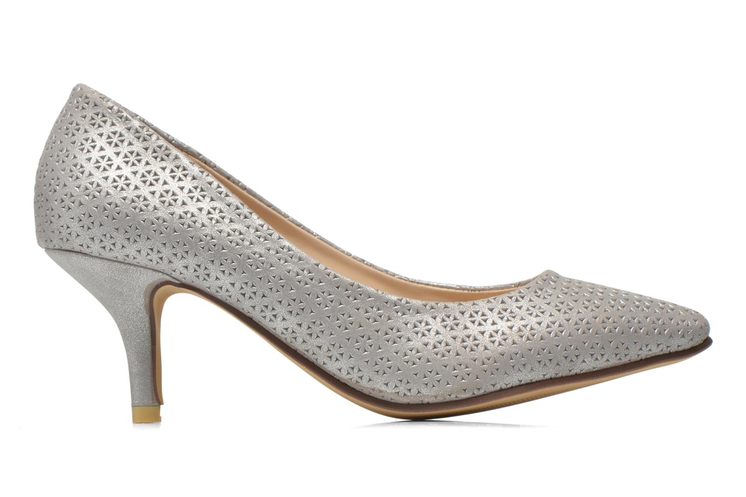 High heels Refresh Inidia-62055 Silver back view