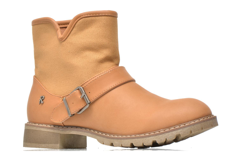 Stiefeletten & Boots Refresh Lorma-62083 braun ansicht von hinten