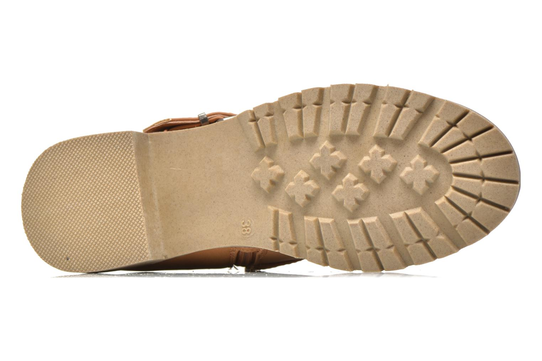 Bottines et boots Refresh Lorma-62083 Marron vue haut
