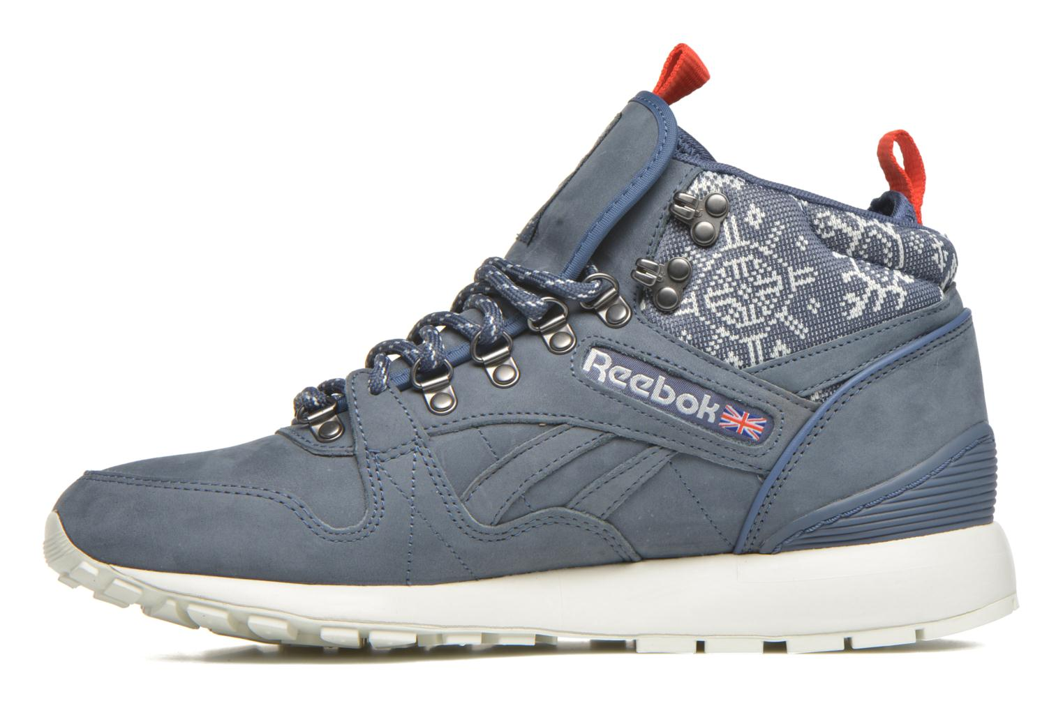 Trainers Reebok Gl 6000 Mid Sg Blue front view