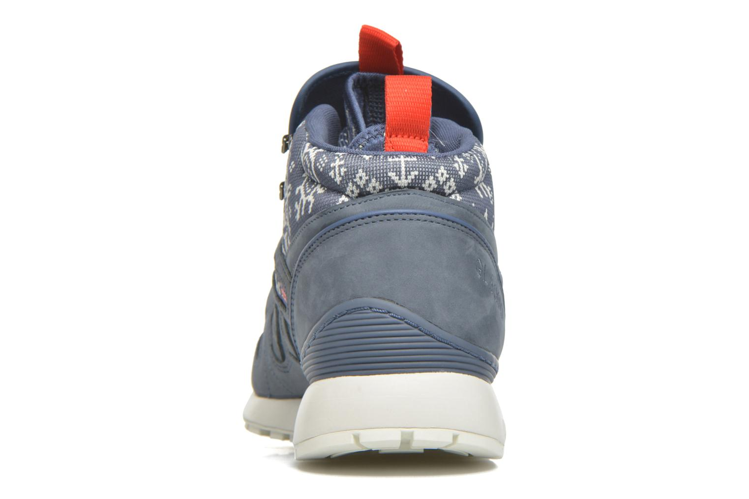 Trainers Reebok Gl 6000 Mid Sg Blue view from the right