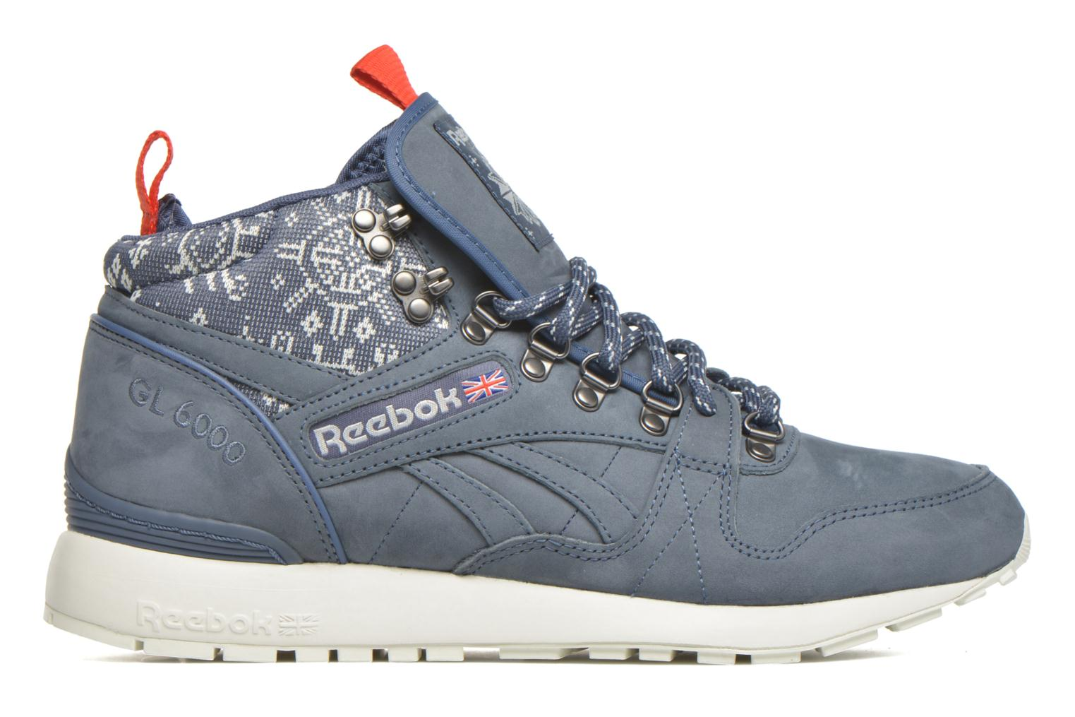 Trainers Reebok Gl 6000 Mid Sg Blue back view
