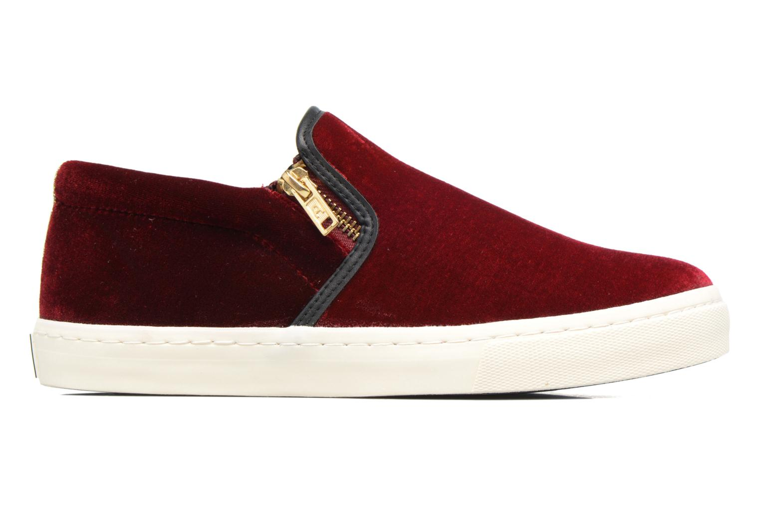 Trainers Gioseppo Rolap Burgundy back view