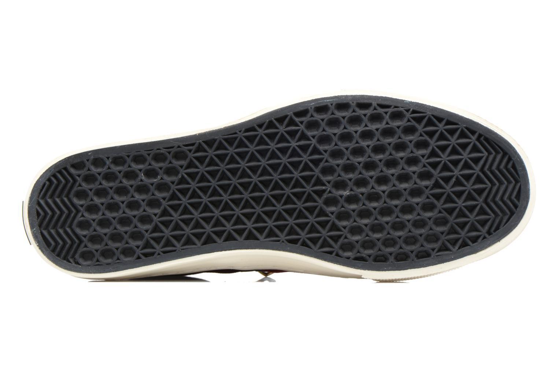 Sneaker Gioseppo Rolap weinrot ansicht von oben