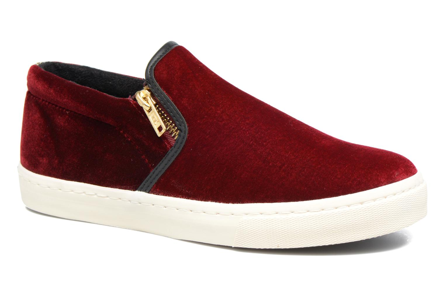 Trainers Gioseppo Rolap Burgundy detailed view/ Pair view