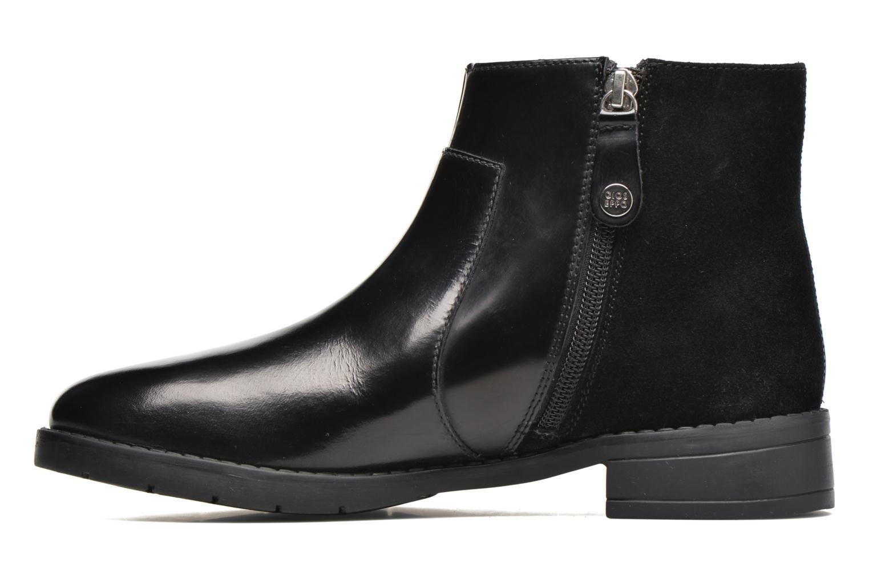 Bottines et boots Gioseppo Imperial Noir vue face