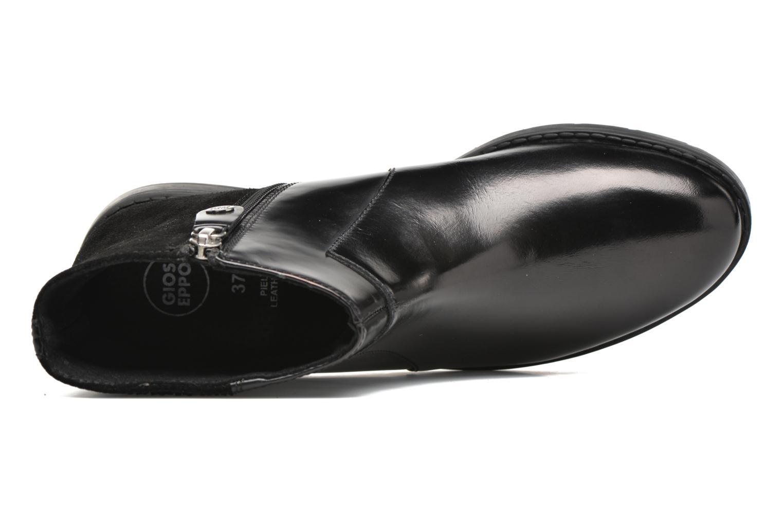 Bottines et boots Gioseppo Imperial Noir vue gauche