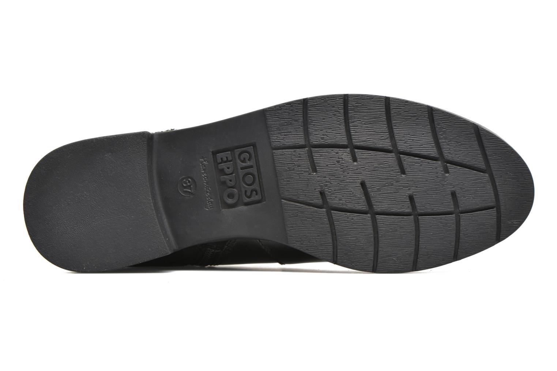 Bottines et boots Gioseppo Imperial Noir vue haut