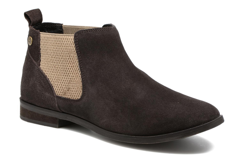 Bottines et boots Gioseppo Kentucky Marron vue détail/paire