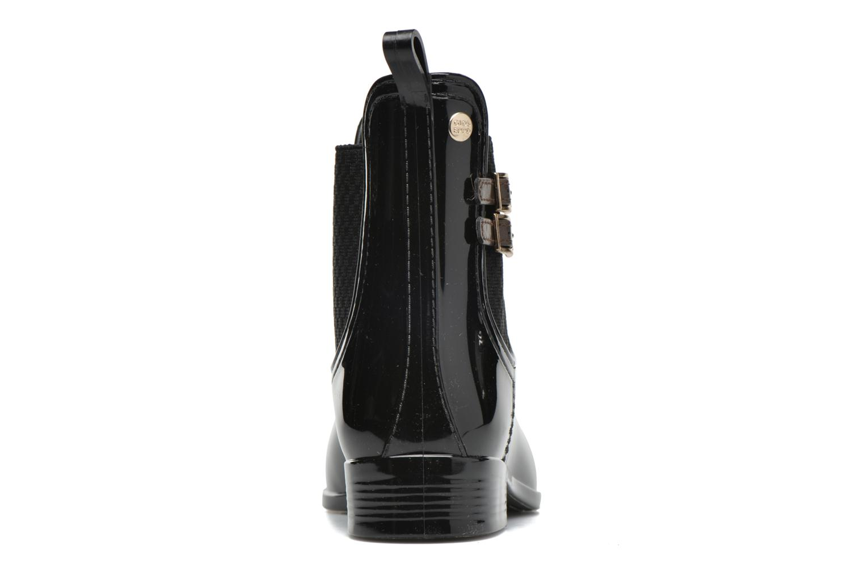 Bottines et boots Gioseppo Galvini Noir vue droite