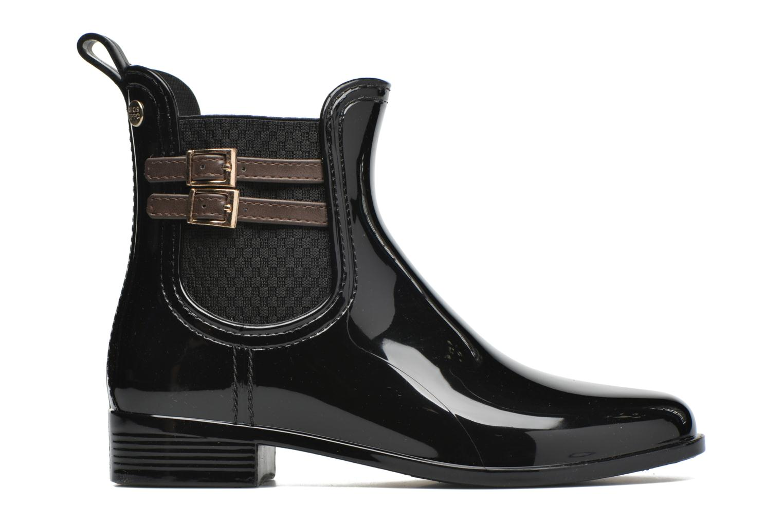 Bottines et boots Gioseppo Galvini Noir vue derrière
