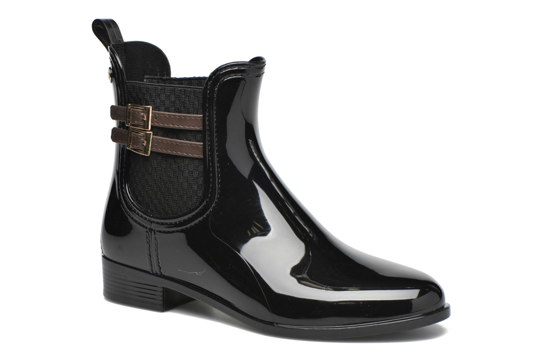 Bottines et boots Gioseppo Galvini Noir vue détail/paire