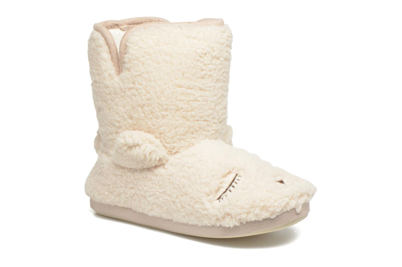 Slippers Gioseppo Misina Beige detailed view/ Pair view