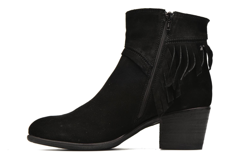Boots en enkellaarsjes Khrio Serena Zwart voorkant
