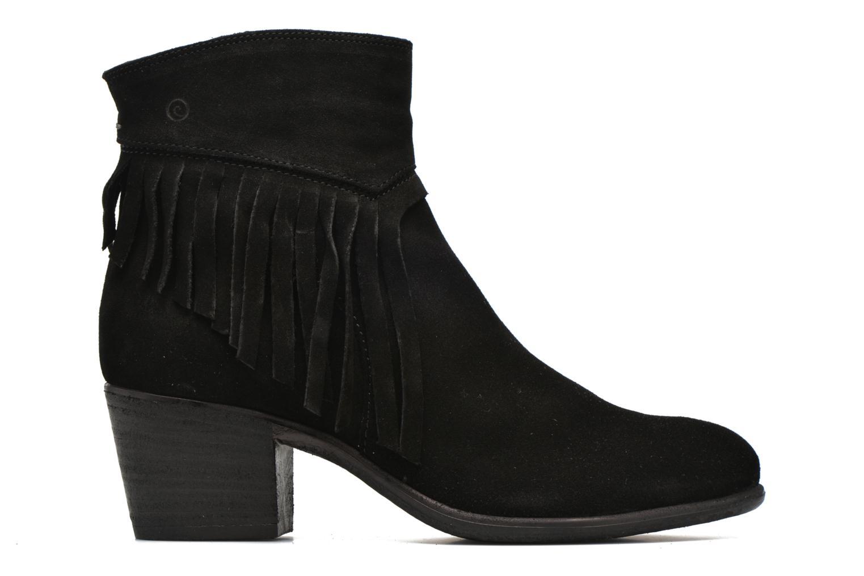 Boots en enkellaarsjes Khrio Serena Zwart achterkant