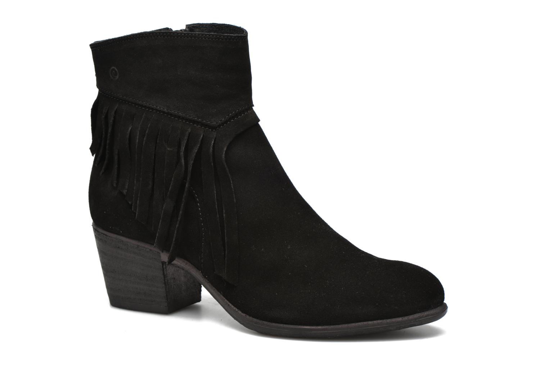 Boots en enkellaarsjes Khrio Serena Zwart detail
