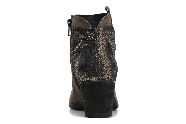 Boots en enkellaarsjes Khrio Julia Grijs rechts