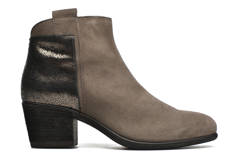 Boots en enkellaarsjes Khrio Julia Grijs achterkant