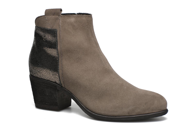 Grandes descuentos últimos zapatos Khrio Julia (Gris) - Botines  Descuento