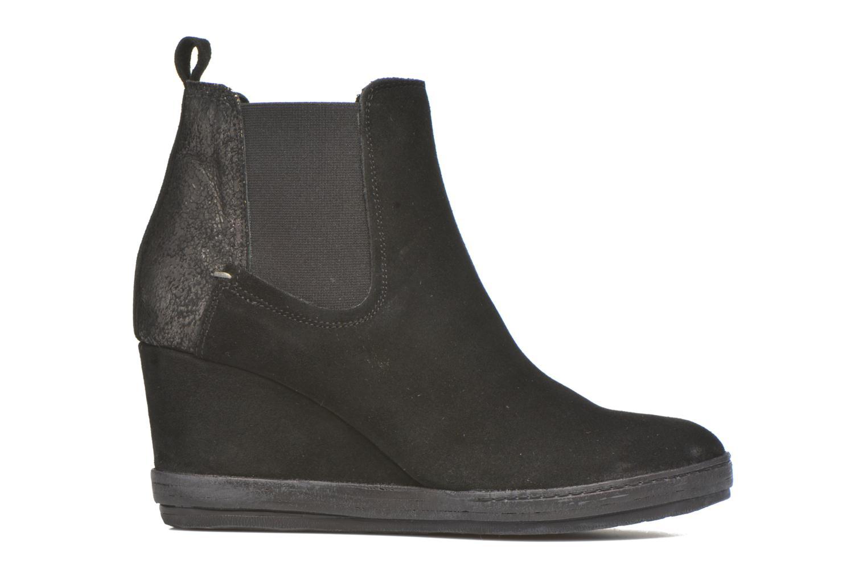 Boots en enkellaarsjes Khrio Clara Zwart achterkant