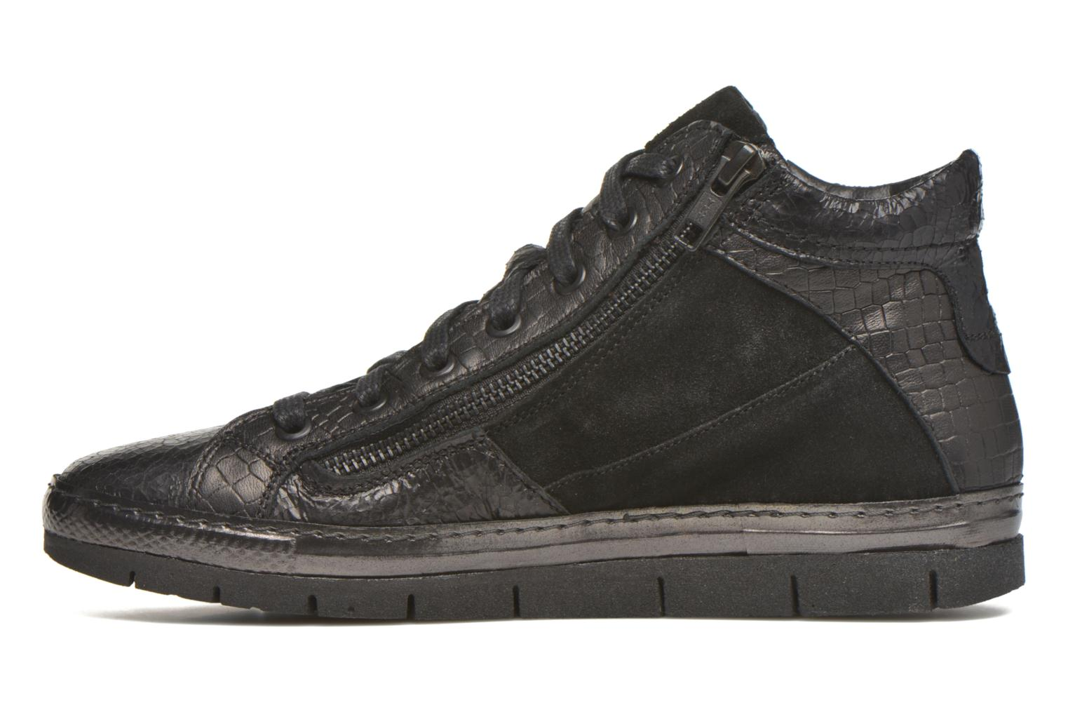Trainers Khrio Paola Black front view