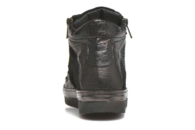 Baskets Khrio Paola Noir vue droite