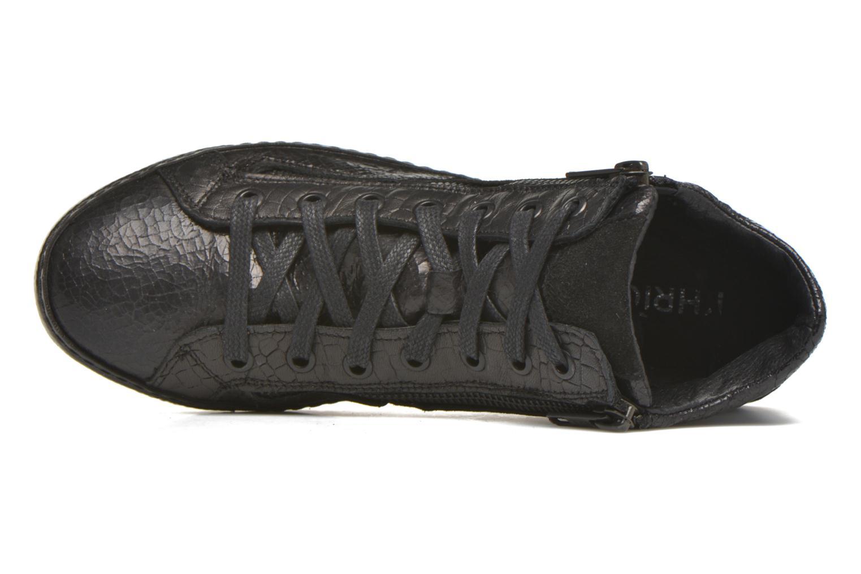 Sneaker Khrio Paola schwarz ansicht von links