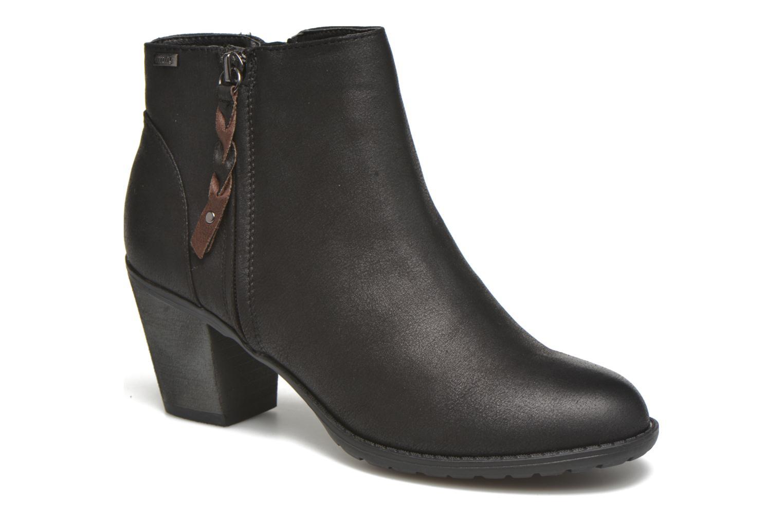 Bottines et boots MTNG Joplin Noir vue détail/paire