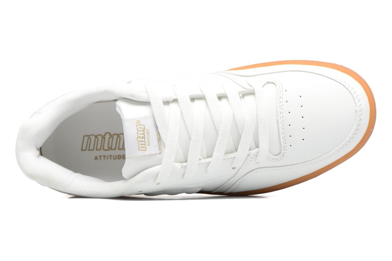 Baskets MTNG Cima Blanc vue gauche