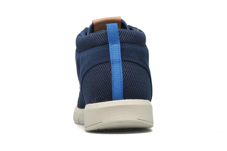 Baskets MTNG Kul Bleu vue droite