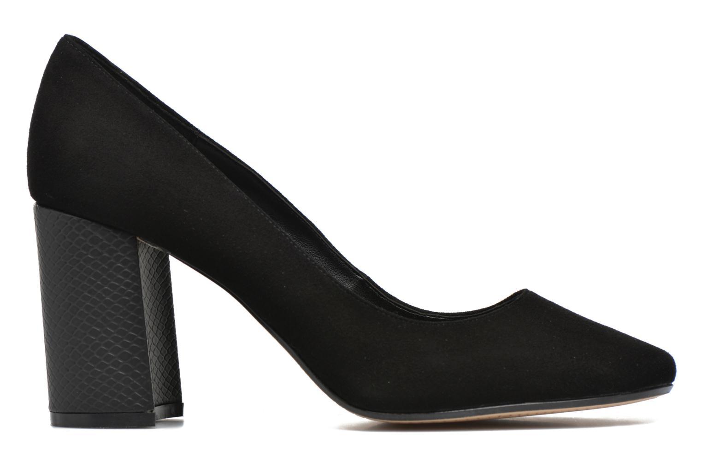 Zapatos de tacón Dune London Abelle Negro vistra trasera