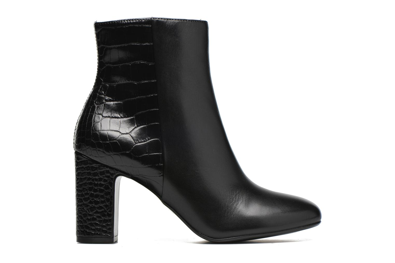 Boots en enkellaarsjes Dune London Opel Zwart achterkant