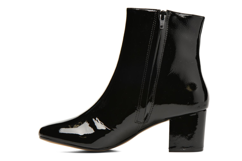 Bottines et boots Dune London Pebble Noir vue face