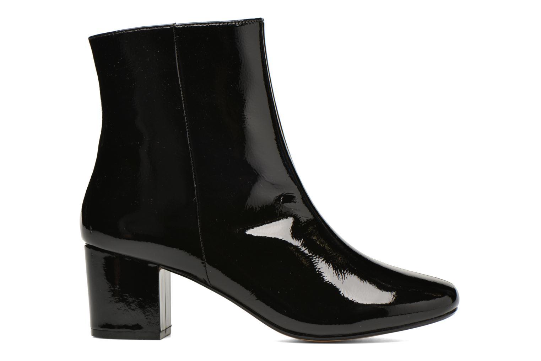 Bottines et boots Dune London Pebble Noir vue derrière