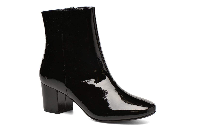 Bottines et boots Dune London Pebble Noir vue détail/paire