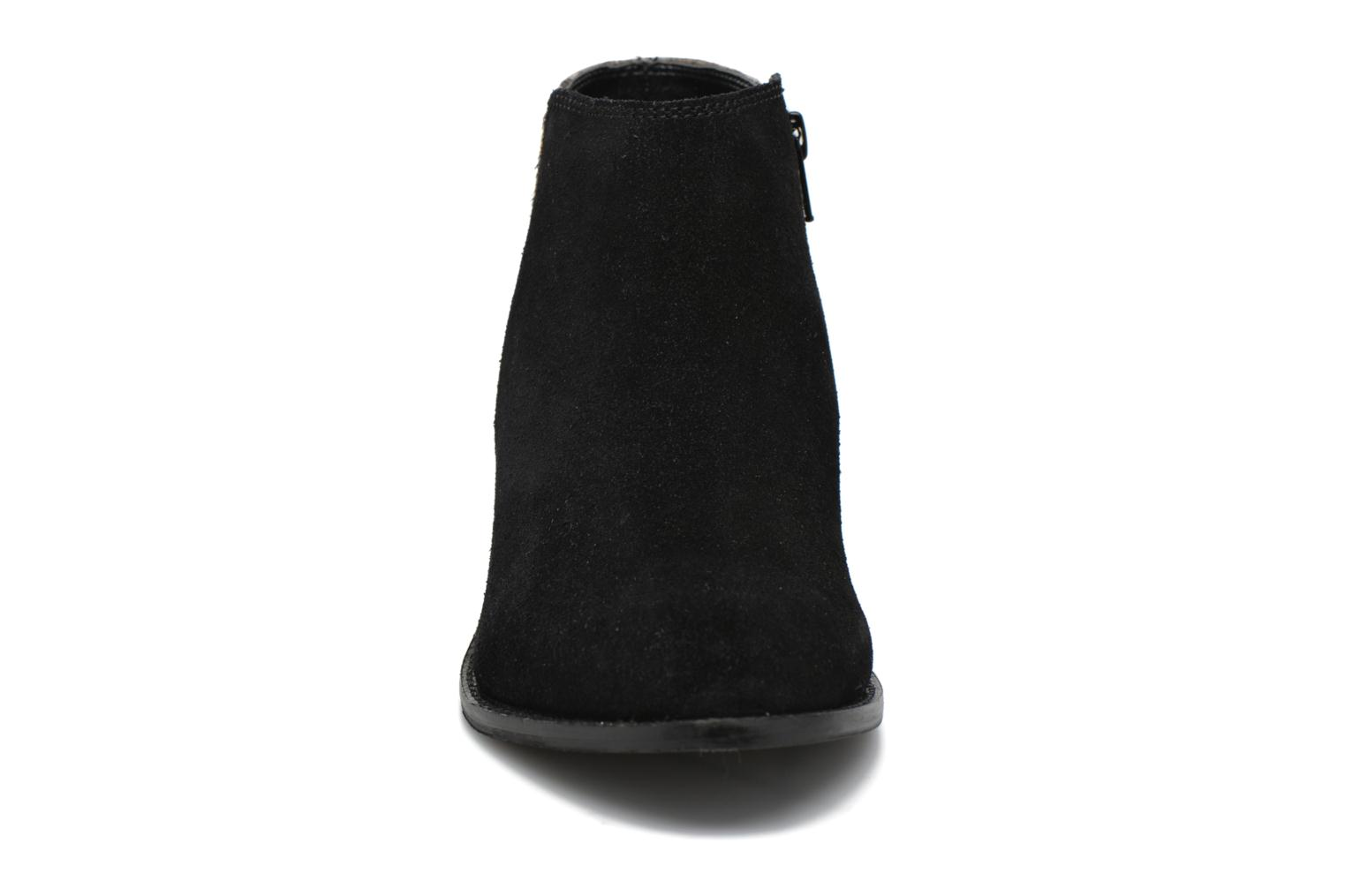 Ankle boots Dune London Penelope Black model view