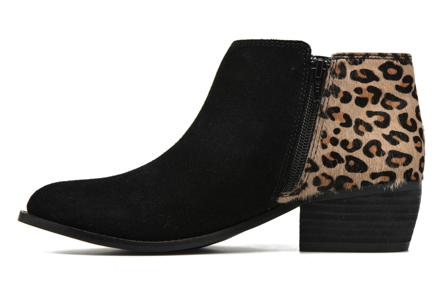 Ankle boots Dune London Penelope Black front view