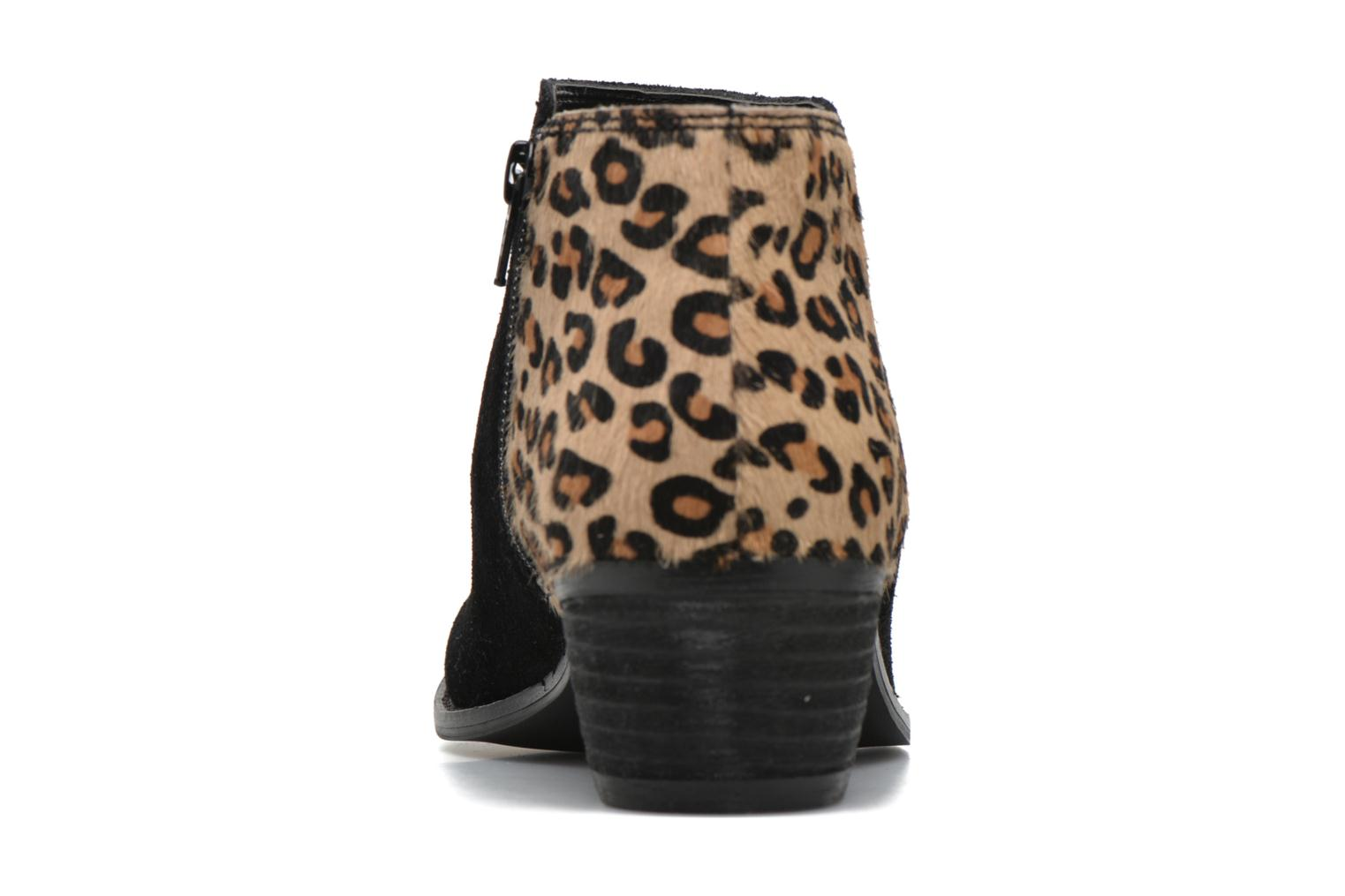 Ankle boots Dune London Penelope Black view from the right