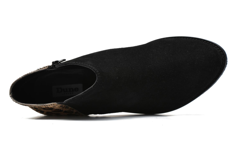 Stiefeletten & Boots Dune London Penelope schwarz ansicht von links