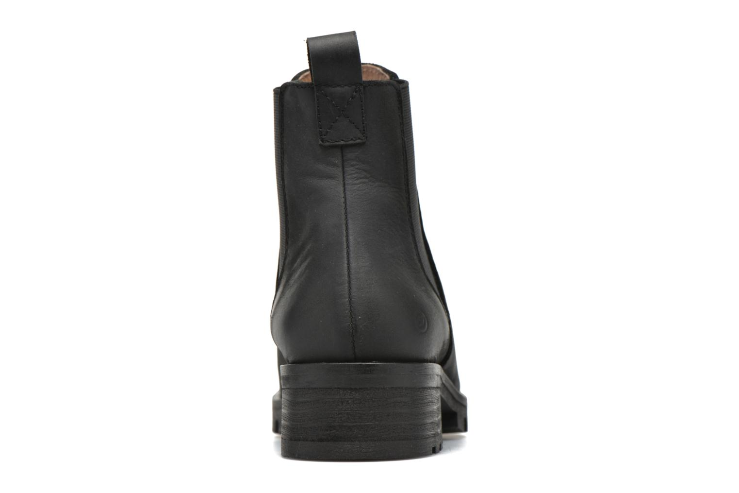 Ankle boots Sixty Seven Ines Black view from the right