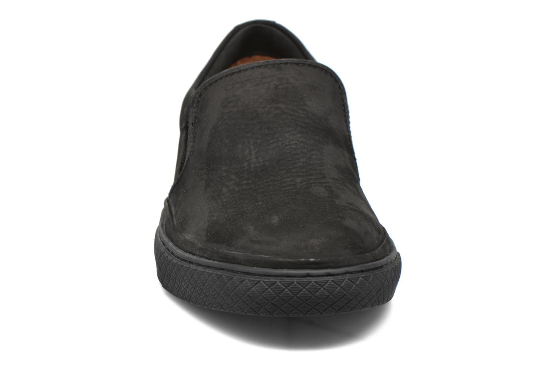 Baskets Frye Gates Slip Noir vue portées chaussures