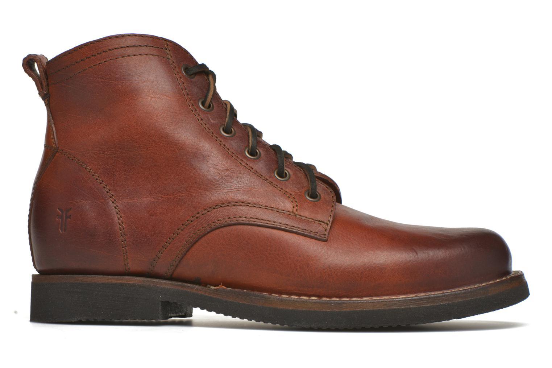 Bottines et boots Frye Roland Lace Up Marron vue derrière