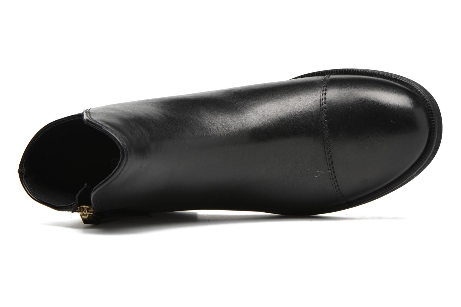 Ankle boots Geox J Agata C J5449C Black view from the left