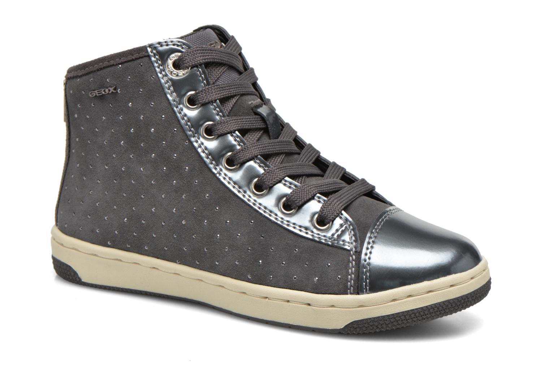 Sneaker Geox J Creamy A J64L5A grau detaillierte ansicht/modell