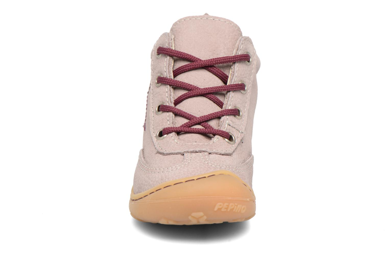 Baskets PEPINO Sami Rose vue portées chaussures