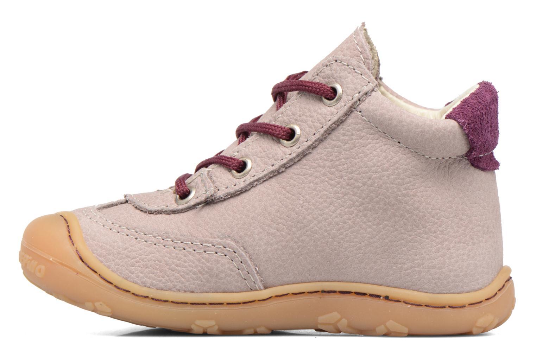 Sneaker PEPINO Sami rosa ansicht von vorne