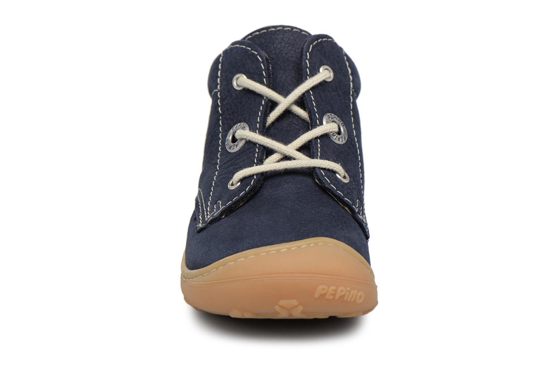 Bottines et boots PEPINO Cory Bleu vue portées chaussures