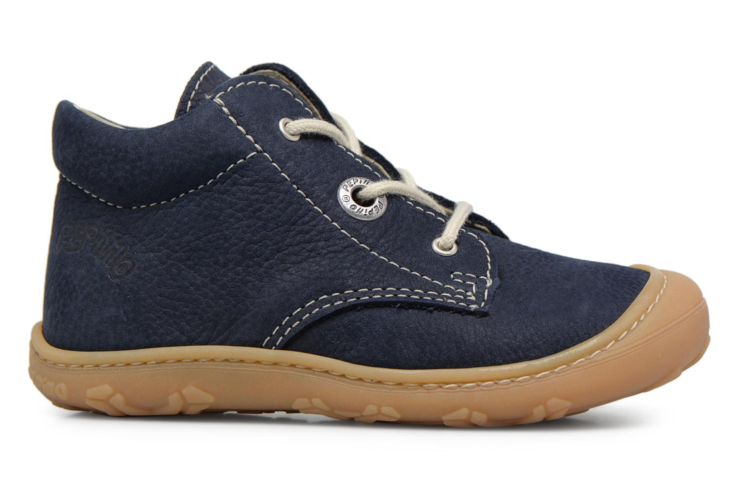 Ankle boots PEPINO Cory Blue back view