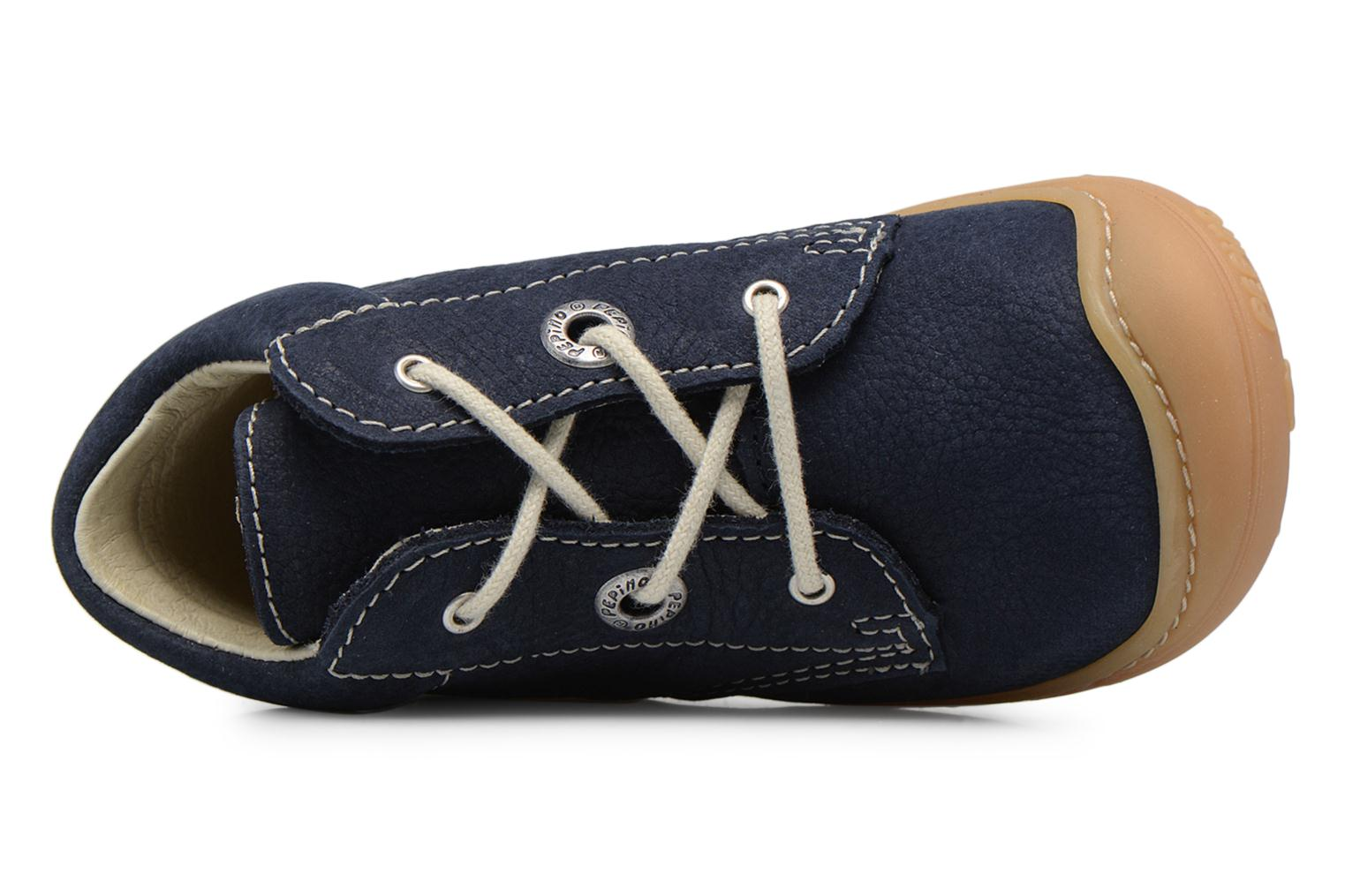 Ankle boots PEPINO Cory Blue view from the left